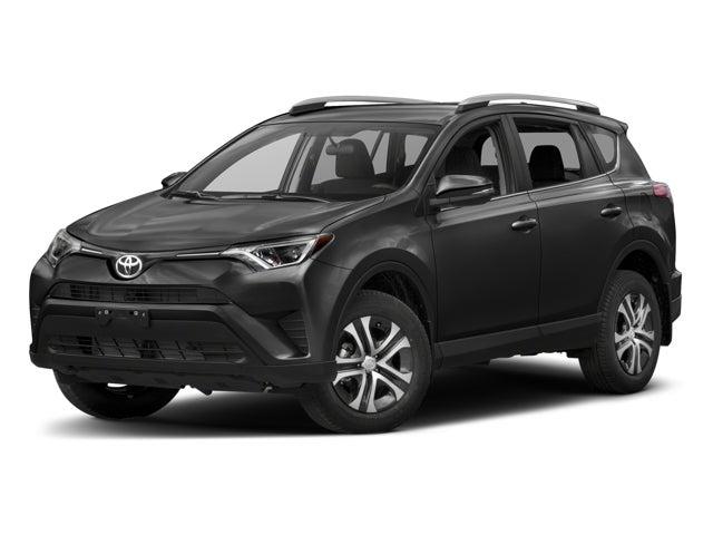 2017 Toyota Rav4 Le In Clanton Al Mckinnon