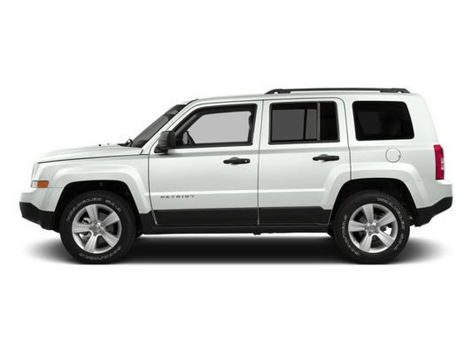 2016 Jeep Patriot Sport In Clanton Al Mckinnon Toyota