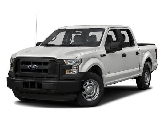 2016 Ford F 150 Xlt In Clanton Al Mckinnon Toyota