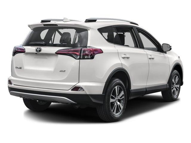2018 Toyota Rav4 Xle Toyota Dealer Serving Clanton Al