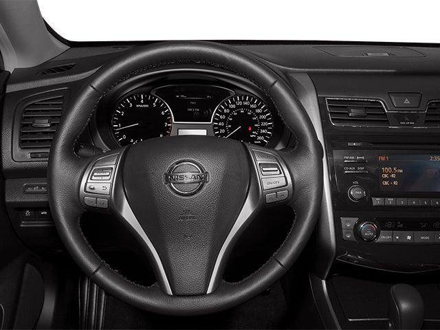 2013 Nissan Altima 2.5 SL In Clanton, AL   McKinnon Toyota