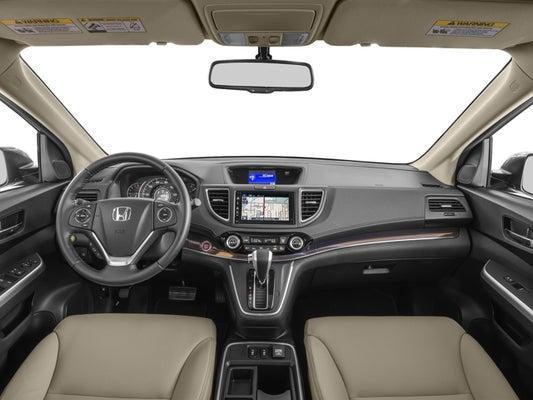 2016 Honda Cr V Ex L In Clanton Al Mckinnon Toyota
