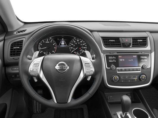 2016 Nissan Altima 2.5 S >> 2016 Nissan Altima 2 5 Sr