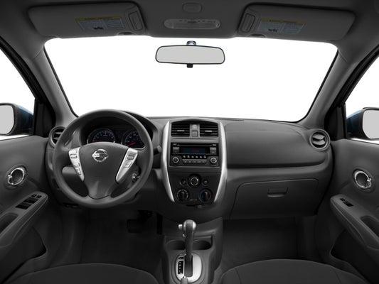 2017 Nissan Versa Sedan Sv In Clanton Al Mckinnon Toyota