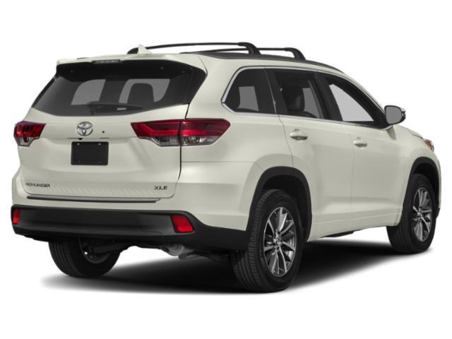2019 Toyota Highlander Xle Toyota Dealer Serving Clanton Al New